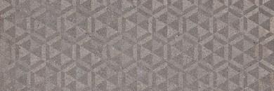 Гранитогрес Contempora Geometrie mix Piombo 20x60