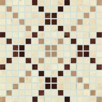 Мозайка Elegance Marfil 30x30