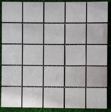 Гранитогресна мозайка Icon Silver 30x30
