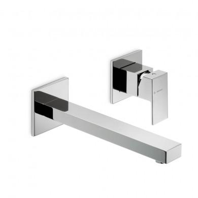 Стенен смесител за вграждане мивка/вана Ergo Q  - NEWFORM