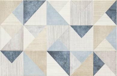 Стенни плочки Chroma Nordic Blue 25x38