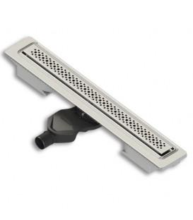 Линеен сифон с решетка Aqua - 700mm