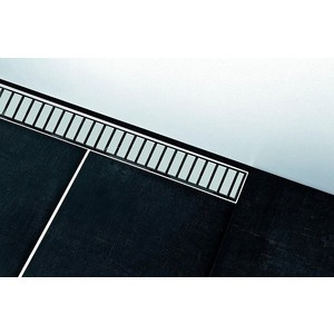 Линеен сифон модел LINUS комплект с решетка и рогов сифон - 90 cm